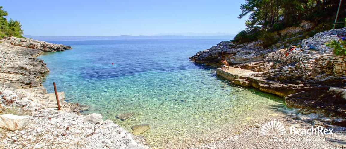 Croatia - Dalmatia  Dubrovnik - Island Korčula -  Vela Luka - Beach Spiliška