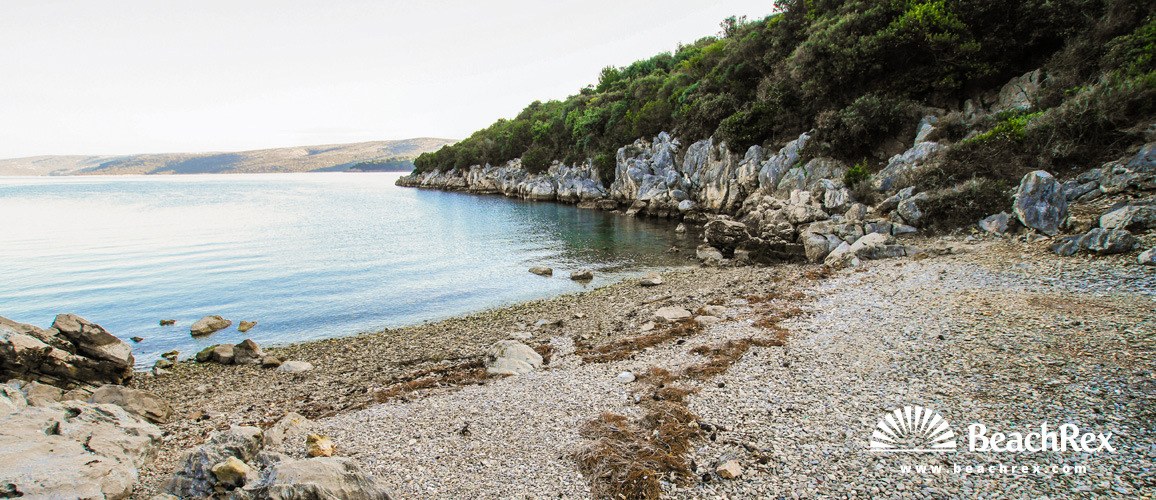 Croatia - Kvarner - Island Lošinj -  Osor - Beach Skaline