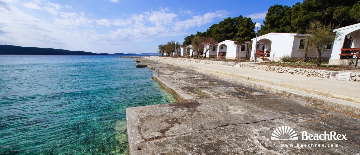 Croatia - Dalmatia  Šibenik -  Šibenik - Beach Solaris