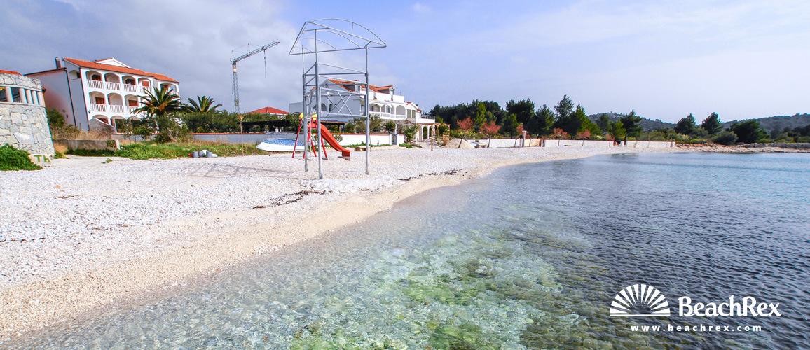 Croatia - Dalmatia  Šibenik -  Rogoznica - Beach Sepurina