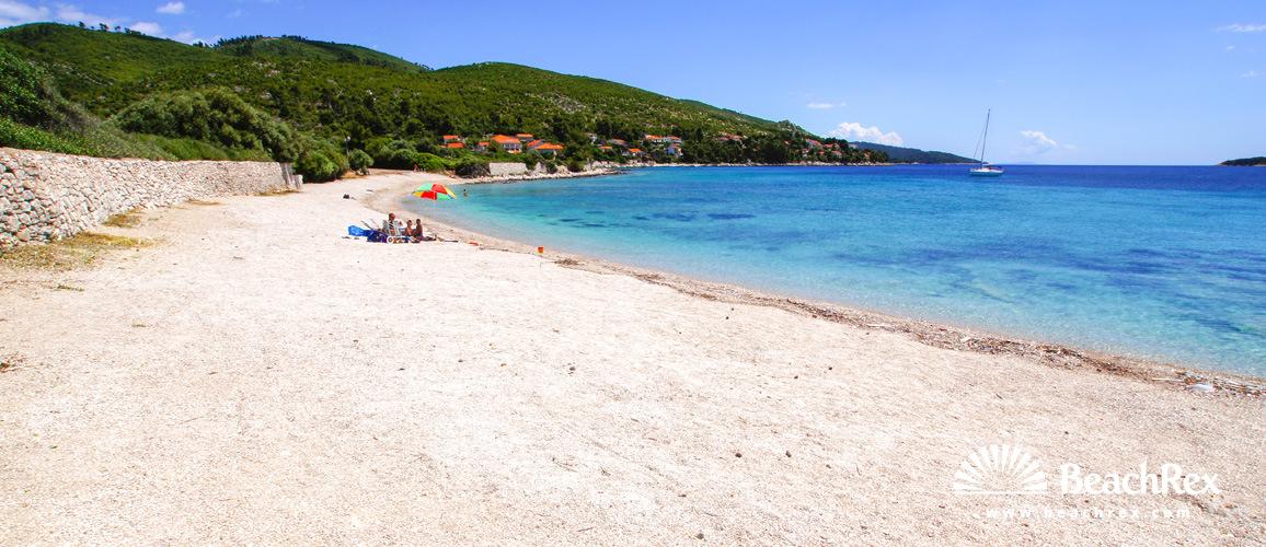 Croatia - Dalmatia  Dubrovnik - Island Korčula -  Prižba - Beach Vela Prižba