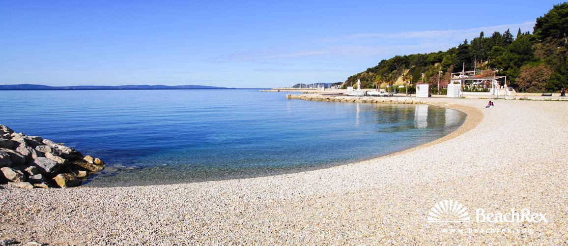 Croatia - Dalmatia  Split -  Split - Beach Radisson