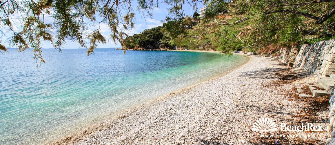 Croatia - Dalmatia  Split -  Stanići - Beach Mala Luka
