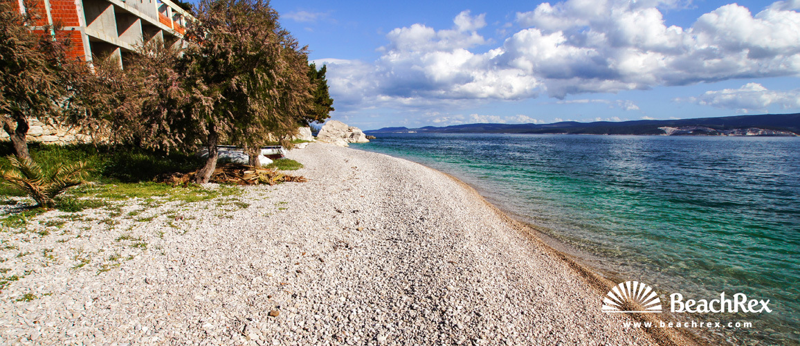 Hrvatska - Dalmacija  Split -  Čelina - Plaža Čelina
