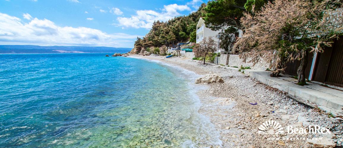 Croatia - Dalmatia  Split -  Mimice - Beach Kutleša