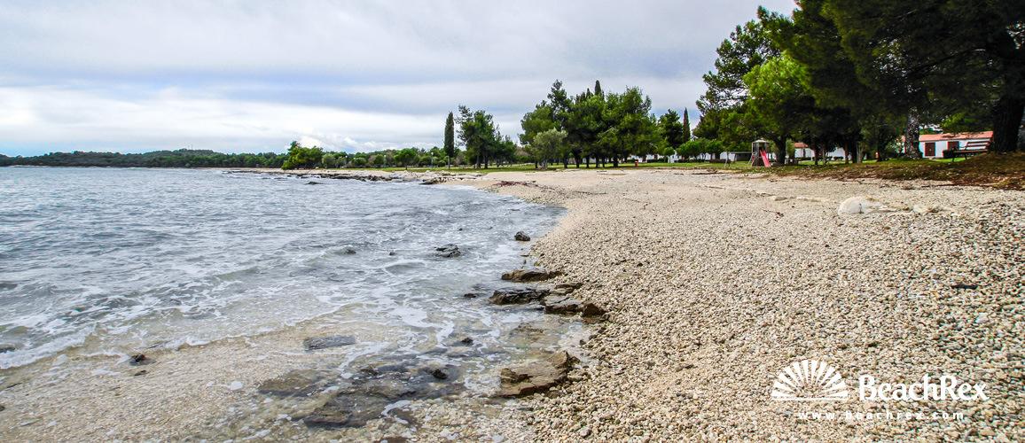Hrvatska - Istra -  Rovinj - Plaža Villas Rubin