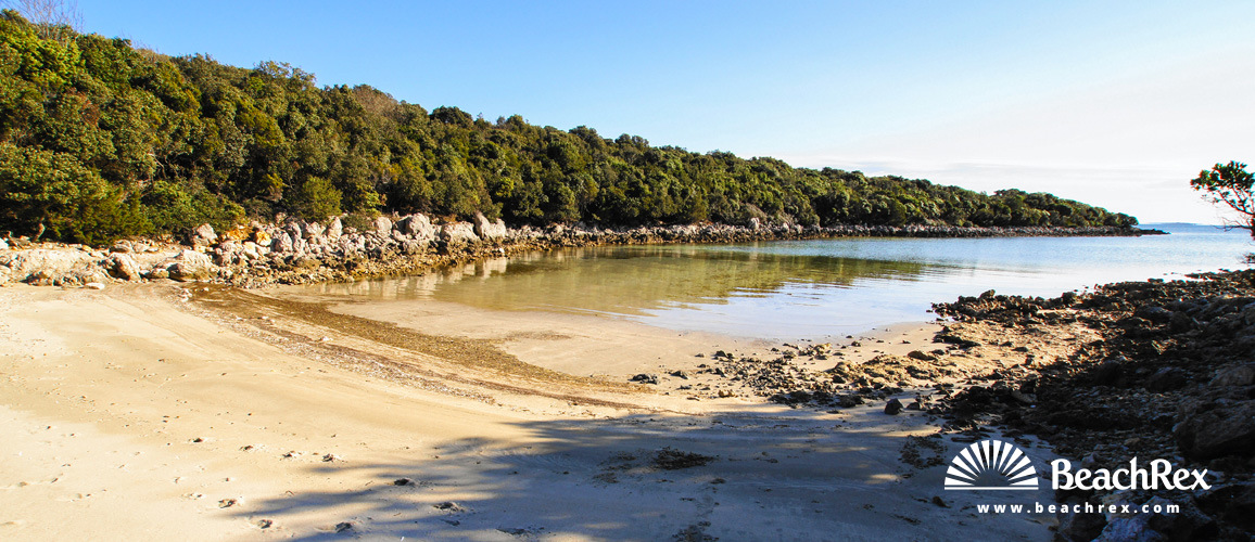 Kriz rovinj punta Punta Corrente