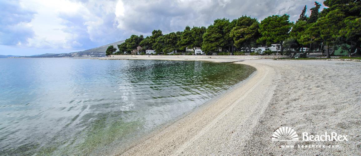 Croatia - Dalmatia  Split - Island Čiovo -  Okrug Gornji - Beach Rožac