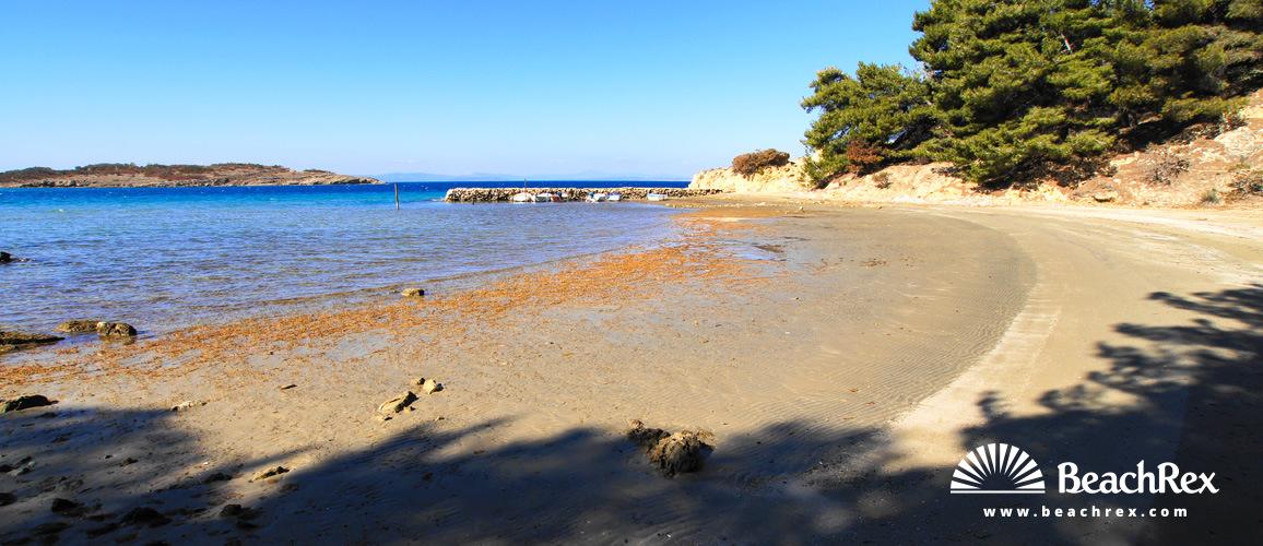 Croatia - Kvarner - Island Rab -  Lopar - Beach Lana