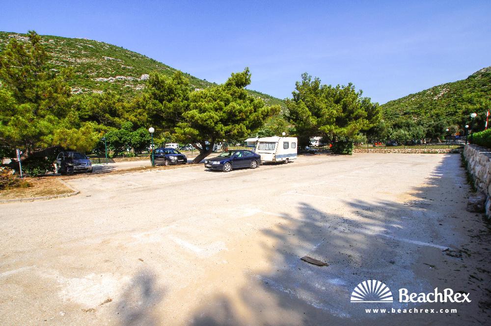 Croatia - Dalmatia  Dubrovnik -  Metohija - Beach Prapratno
