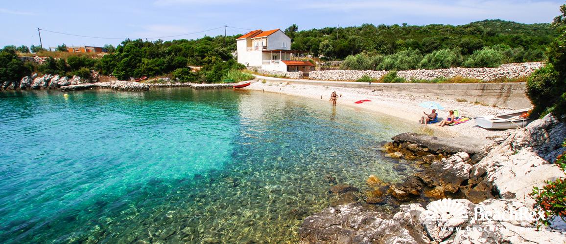 Croatia - Dalmatia  Dubrovnik -  Podimoć - Beach Smokvina