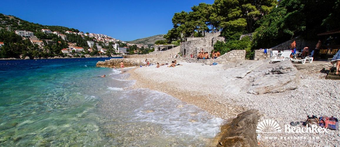 Croatia - Dalmatia  Dubrovnik -  Dubrovnik - Beach Splendid
