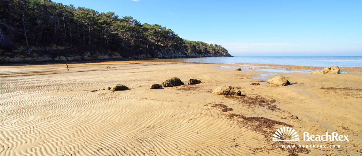 Croatia - Kvarner - Island Rab -  Lopar - Beach Zlata