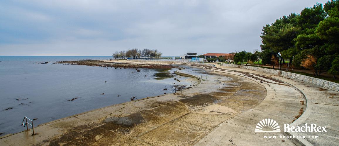 Hrvatska - Istra -  Katoro - Plaža Vela Draga