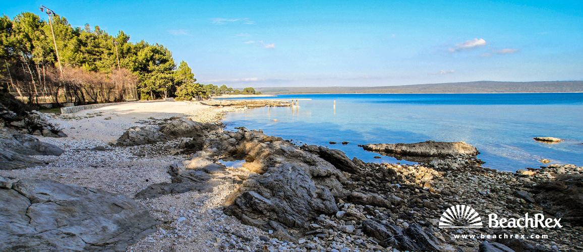 Croatia - Kvarner - Island Lošinj -  Nerezine - beach Bučanje