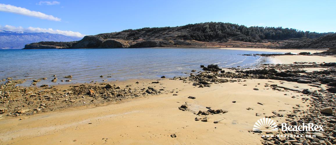 Croatia - Kvarner - Island Rab -  Lopar - Beach Podšilo