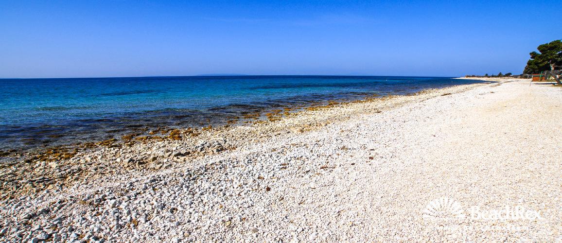 Croatia - Lika - Island Pag -  Novalja - Beach Straško