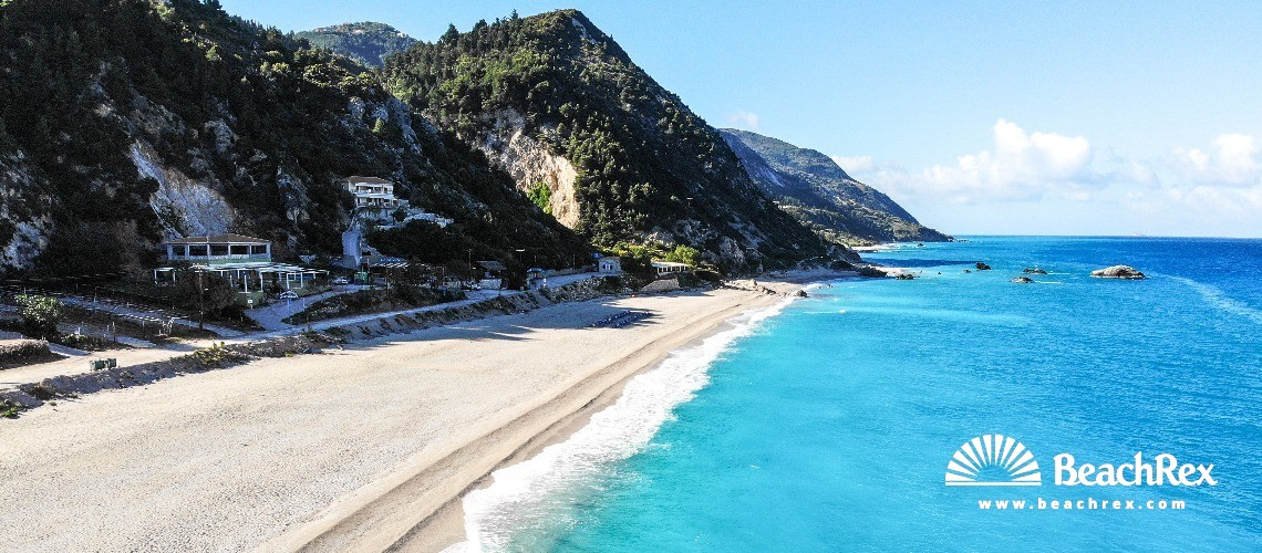 Greece - Iónioi Nísoi - Lefkada -  Agios Nikitas - Paralia Kathisma