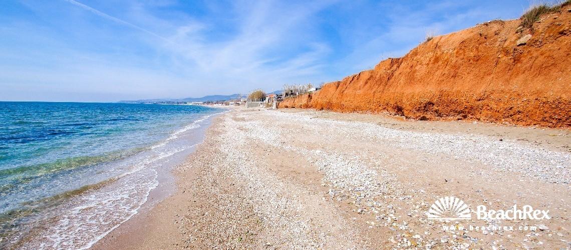 Greece - Anatoliki Makedonia kai Thraki -  Alexandroupoli - Paralia Anapafseos