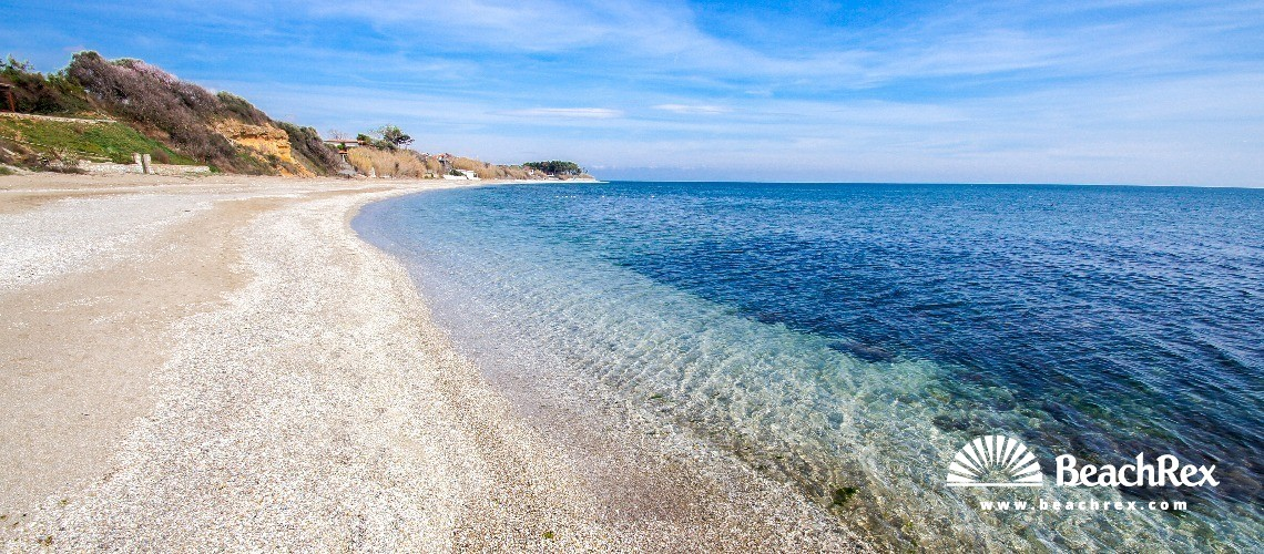 Greece - Anatoliki Makedonia kai Thraki -  Alexandroupoli - Paralia Makri