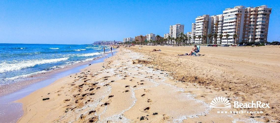 Spain - Valencia -  Alicante - Platja del Saladar