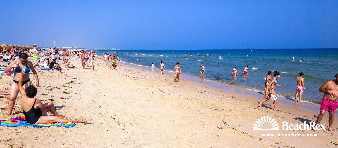 Portugal - Algarve -  Altura - Praia da Manta Rota