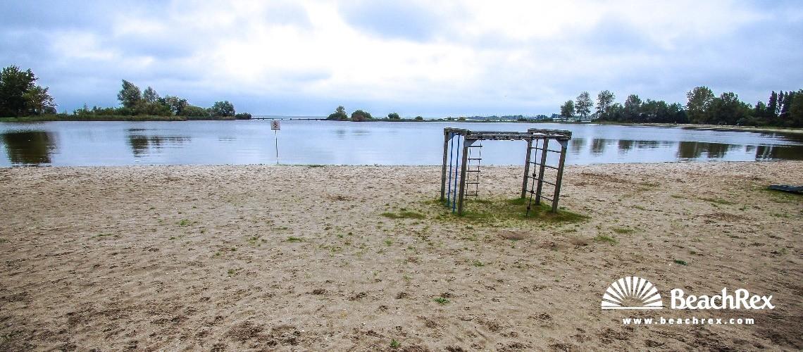 Netherlands - NoordHolland -  Andijk - Strand De Vooroever