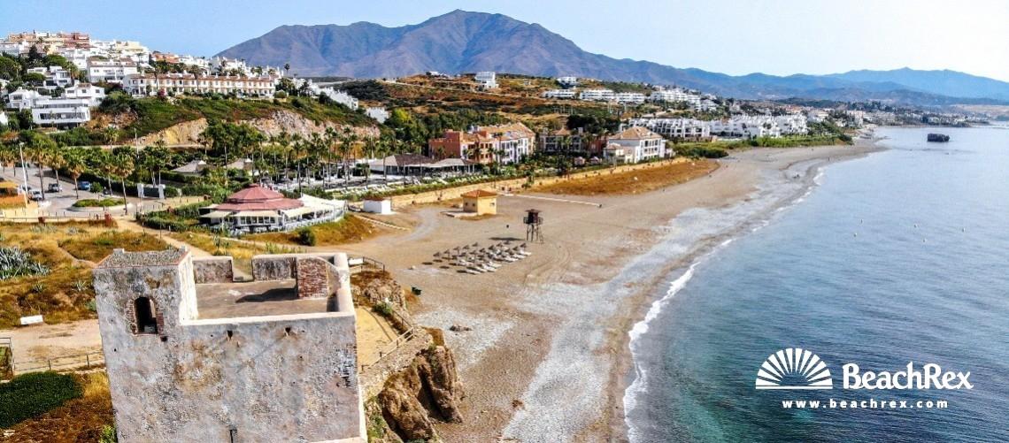 Spain - Andalucia -  Bahía de Casares - Playa Salto de la Mora