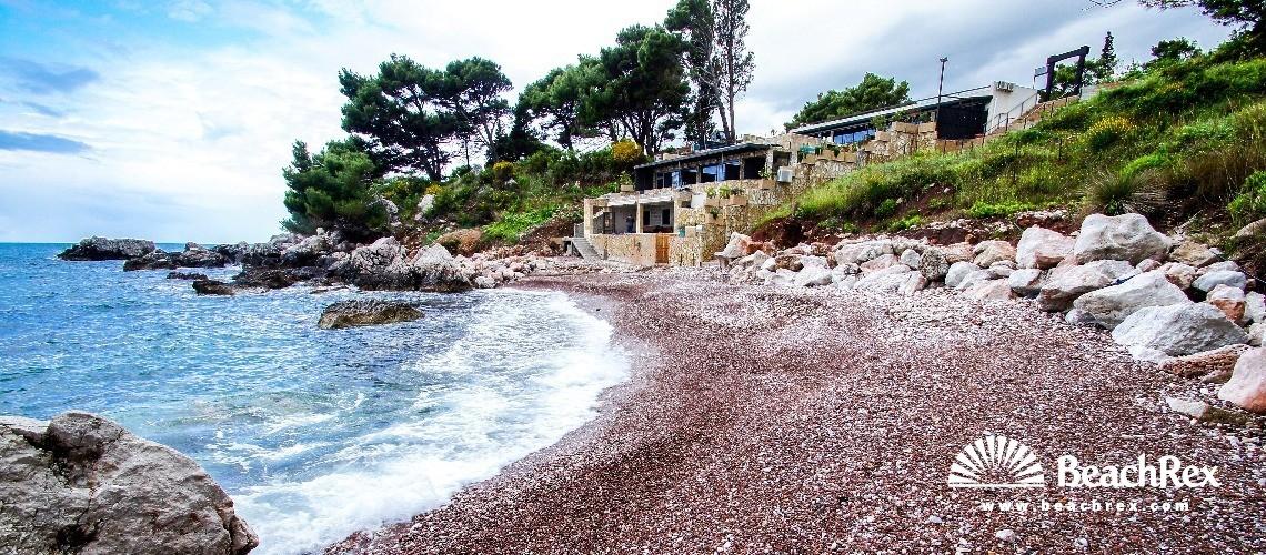 Montenegro - Bar -  Bar - Beach Crvena