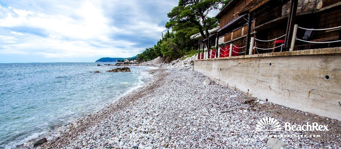Montenegro - Bar -  Bar - Beach Mrčele