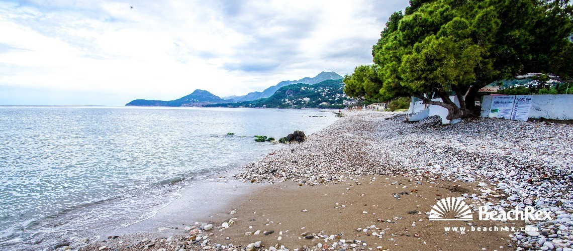 Montenegro - Bar -  Bar - Beach Žukotrlica