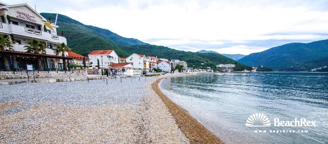 Montenegro - Herceg Novi -  Bijela - Beach Bijela