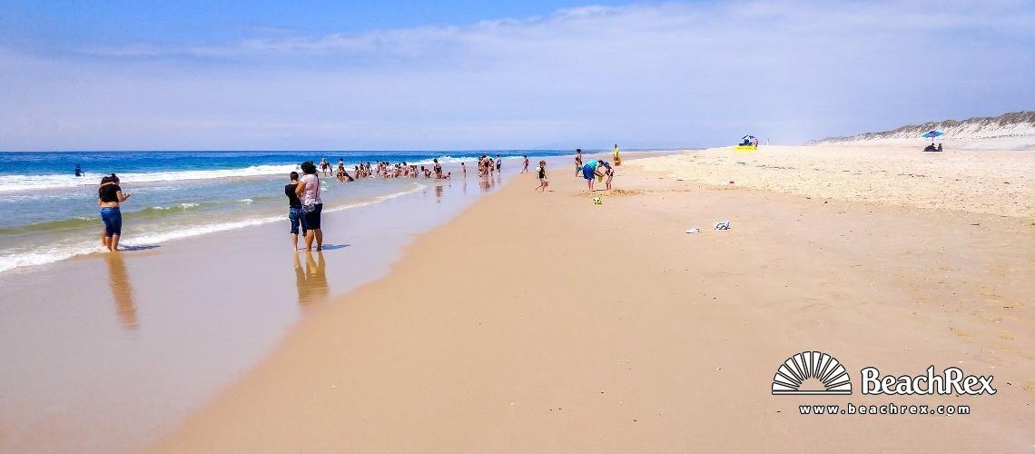 Portugal - Leiria -  Carriço - Praia do Osso da Baleia