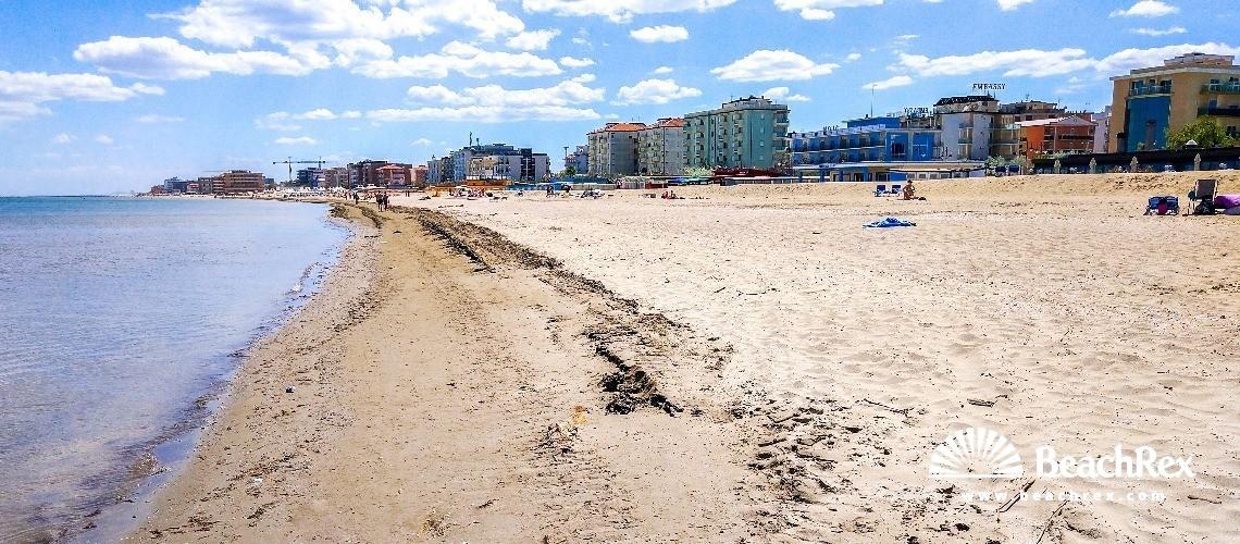 Italy - EmiliaRomagna -  Cesenatico - Beach Valverde