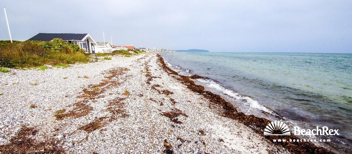 Denmark - Syddanmark - Funen -  Dalby - Strand Bøgebjerg