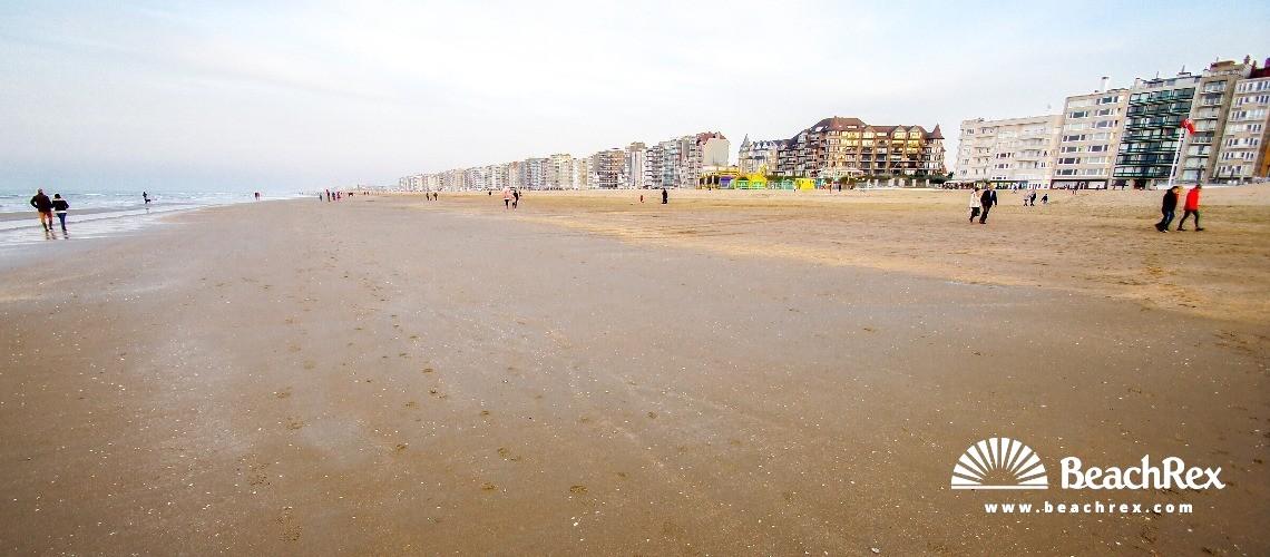 Belgium - WestVlaanderen -  De Panne - Strand De Panne