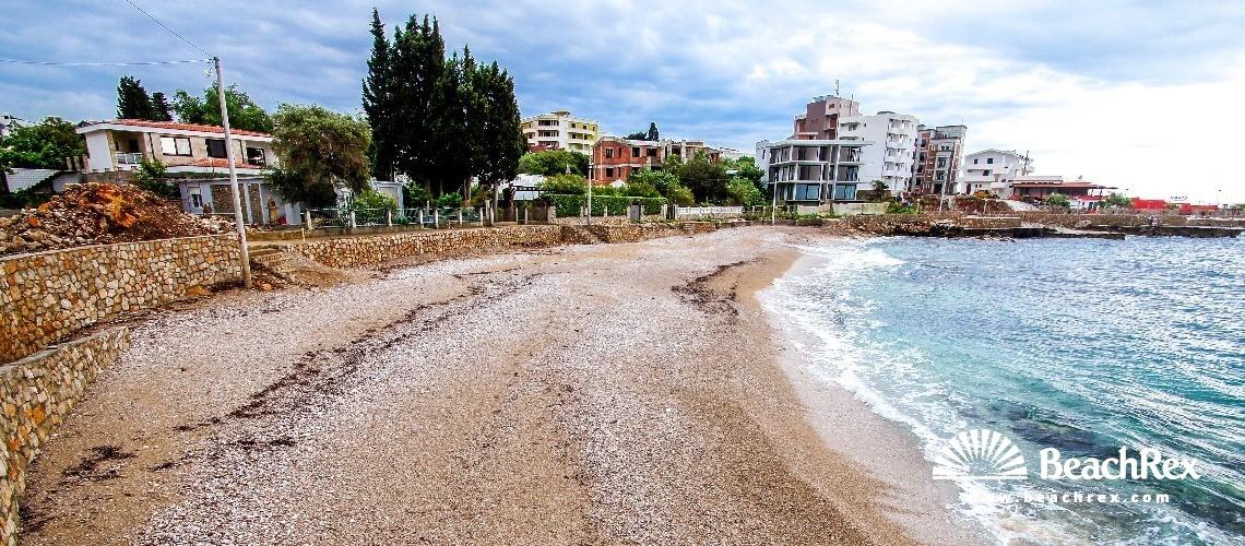 Montenegro - Bar -  Dobra Voda - Beach Dobra voda