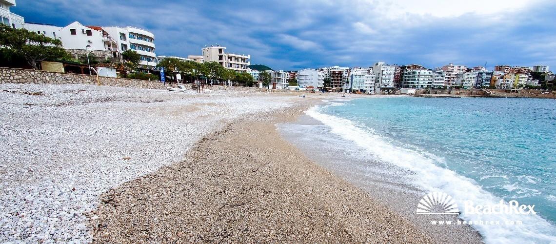 Montenegro - Bar -  Dobra Voda - Beach Veliki Pijesak