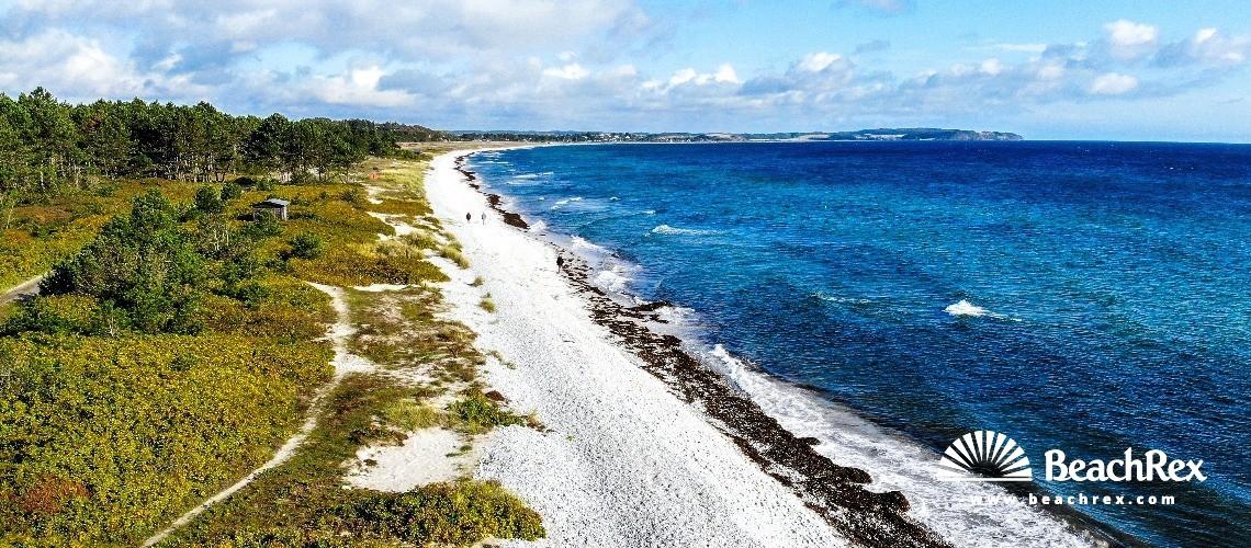 Denmark - Midtjylland -  Ebeltoft - Strand Boeslum