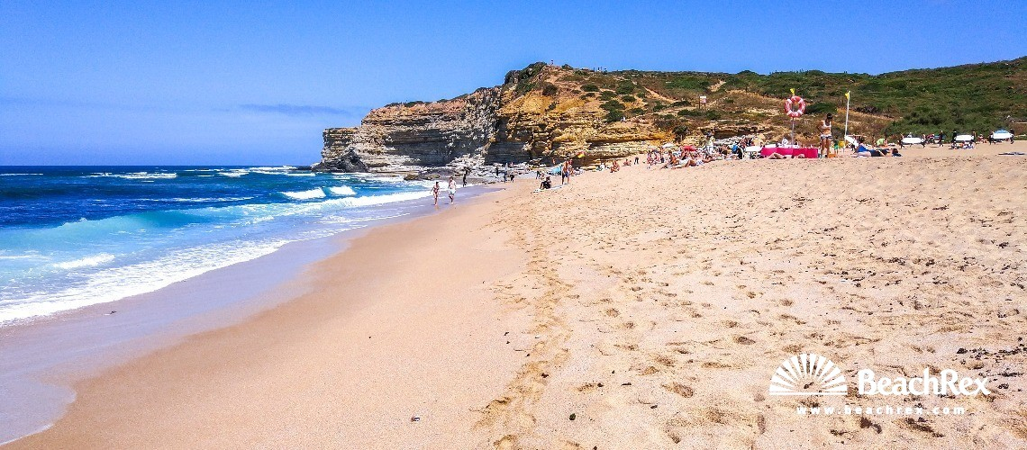 Portugal - Lisboa -  Ericeira - Praia de Ribeira d'Ilhas