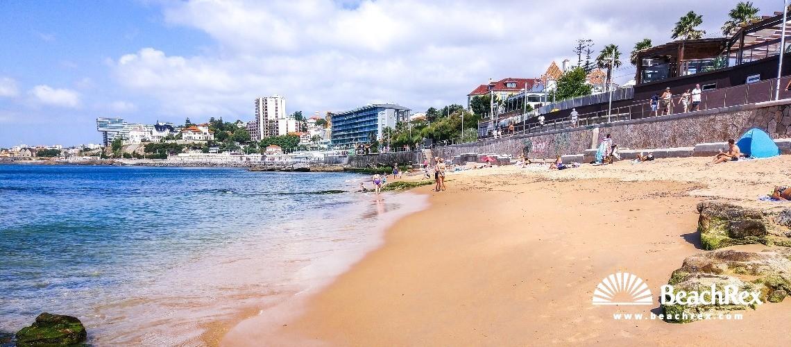 Portugal - Lisboa -  Estoril - Praia do Tamariz