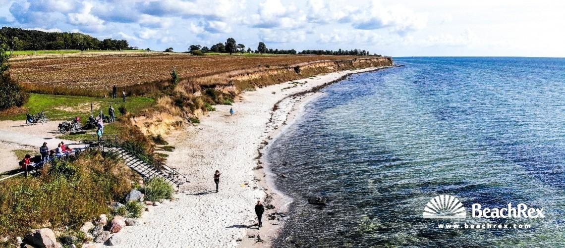 Germany - SchleswigHolstein - Fehmarn -  Fehmarn - Strand Wulfen