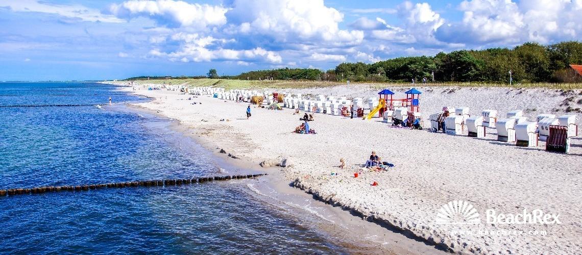 Germany - MecklenburgVorpommern -  Graal-Müritz - Strand Graal-Müritz