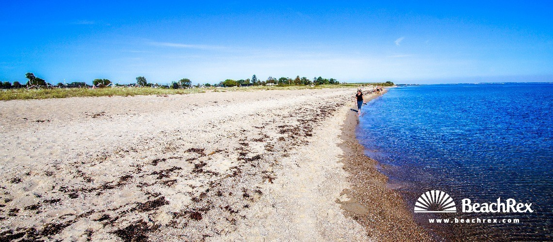 Denmark - Syddanmark -  Haderslev - Strand Flovt