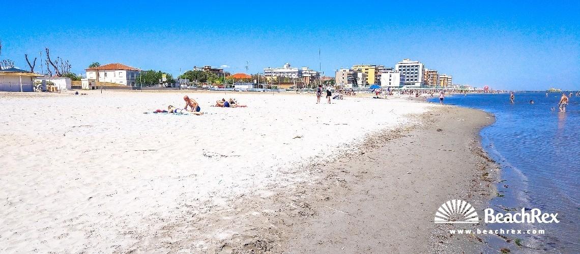 Italija - EmiliaRomagna -  Igea Marina - Plaža Igea Marina