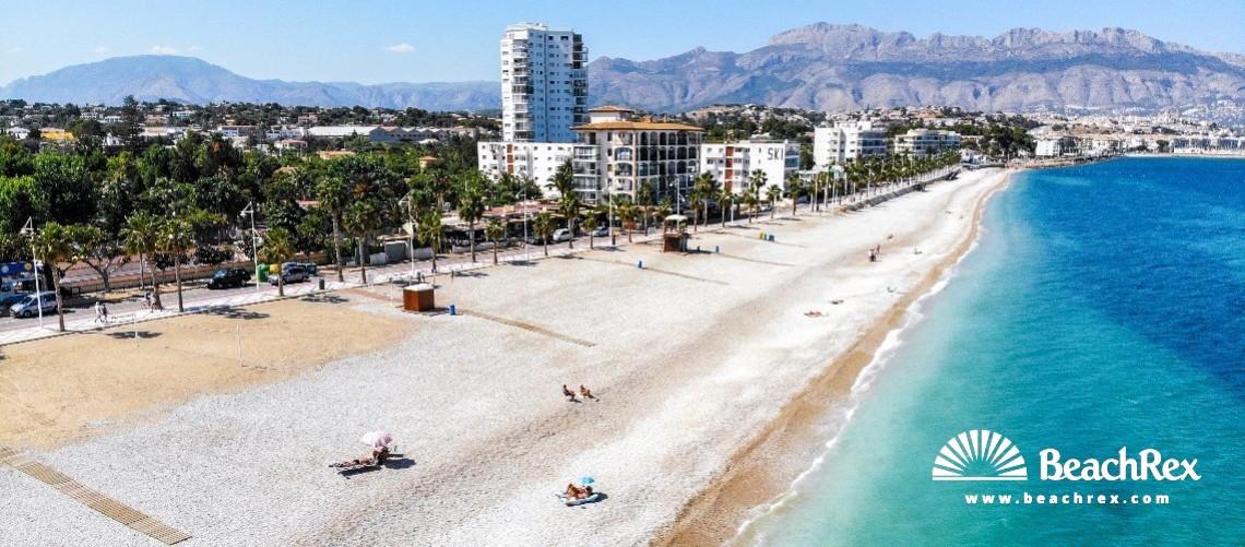 Spain - Valencia -  L'Alfàs del Pi - Playa Albir