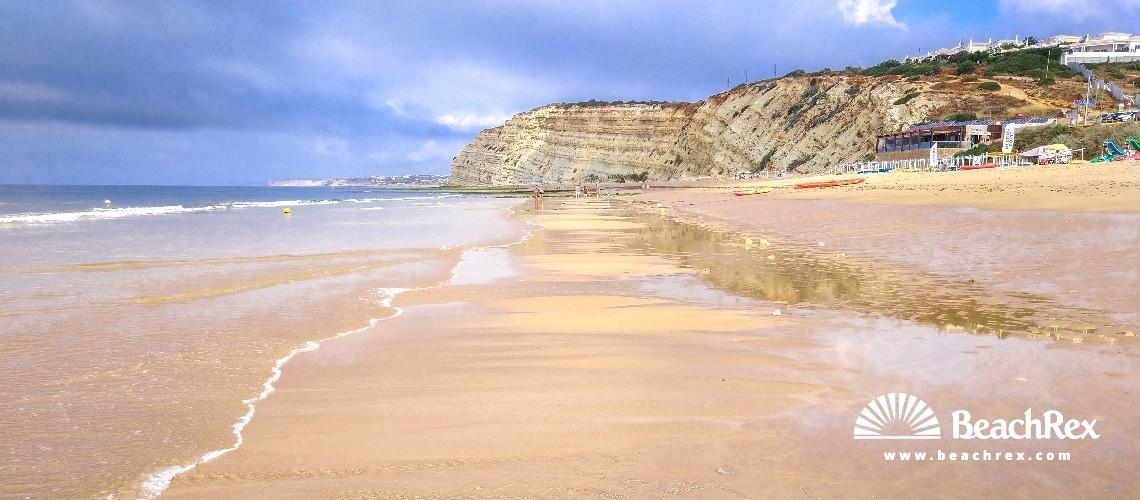 Portugal - Algarve -  Lagos - Praia Porto de Mos