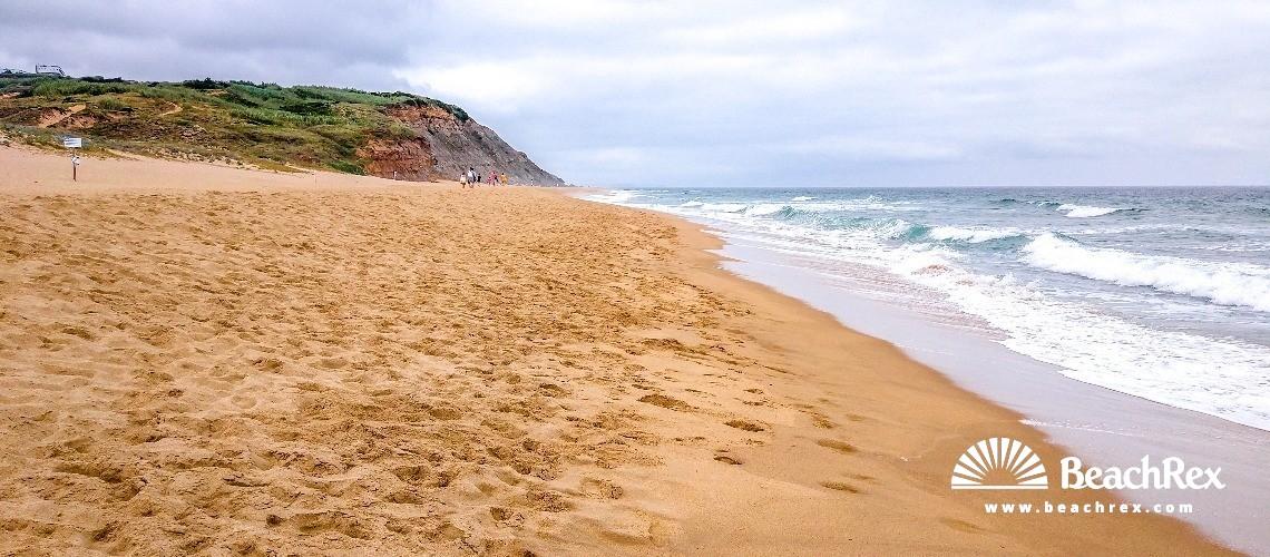 Portugal - Lisboa -  Lourinhã - Praia Areal Sul