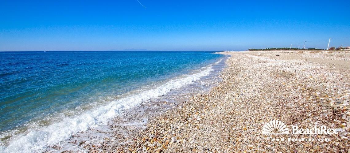 Greece - Anatoliki Makedonia kai Thraki -  Maronia - Paralia Profitis Ilias