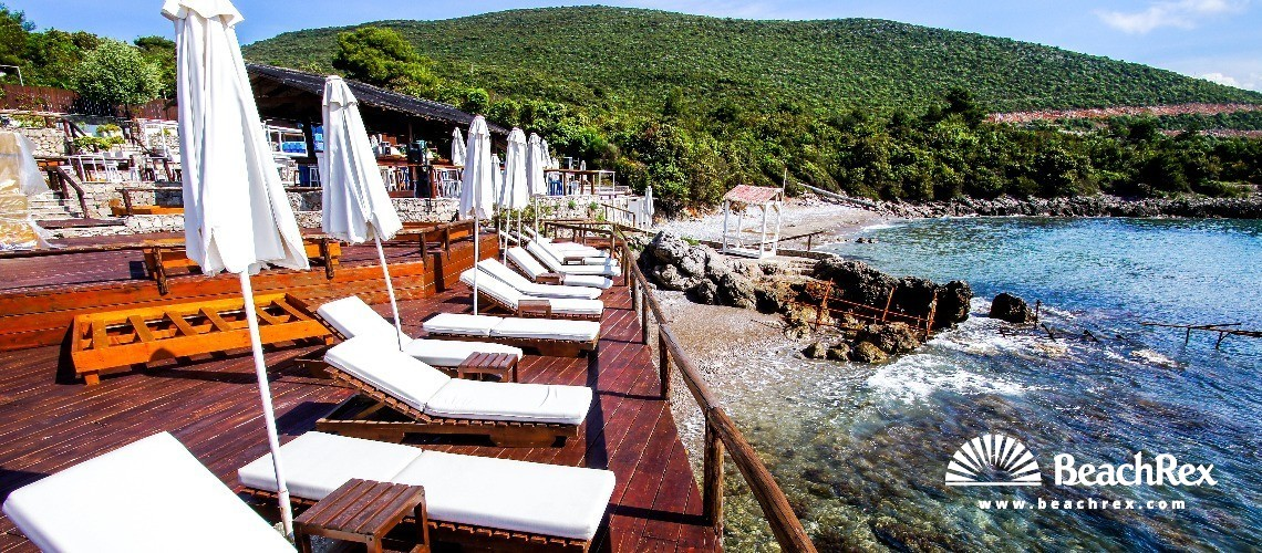Montenegro - Herceg Novi -  Merdari - Beach Almara